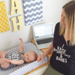 Balancing Business and Baby