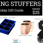 Gift Guide: Stocking Stuffers Under $25 For Him