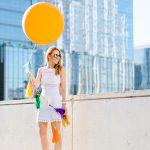 Summer Essentials and Big Balloons