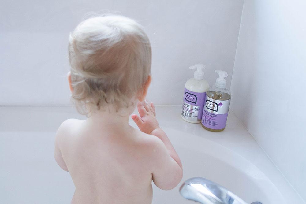 toddler bath time tips