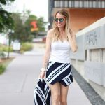 Striped Set & A Nordstrom Giveaway