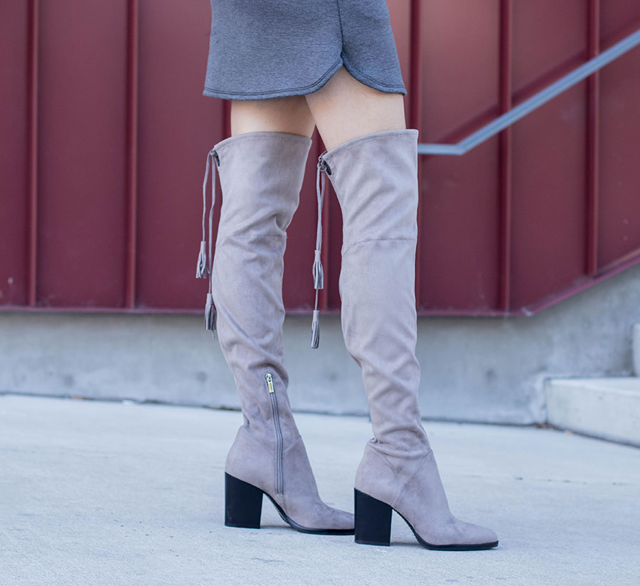My Favorite Over The Knee Boots