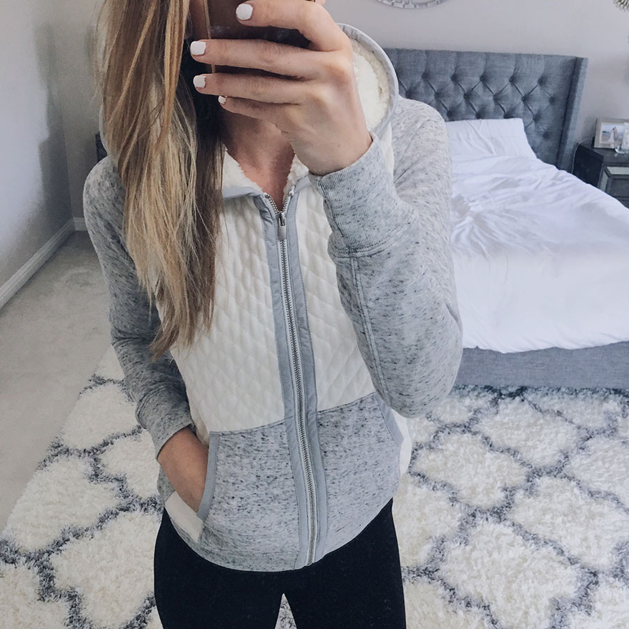 coziest sweatshirt ever