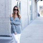 Life Lately and The Cutest Off The Shoulder Sweater