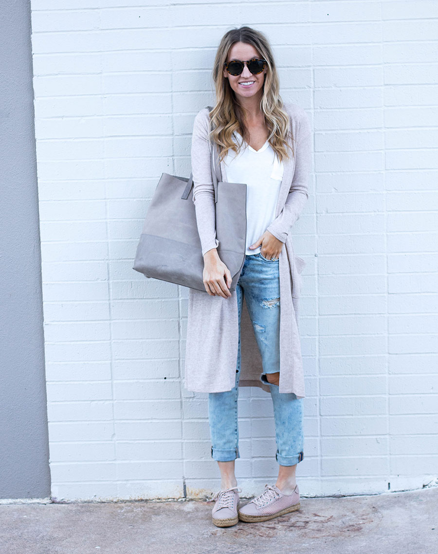 Cozy Chic Spring Must Haves Under $100
