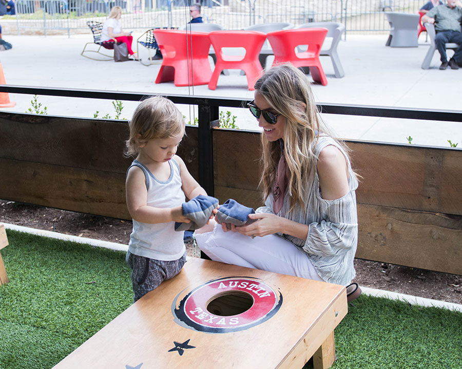 The Best Kid Friendly Restaurants in Austin, Texas by Austin blogger Life By Lee