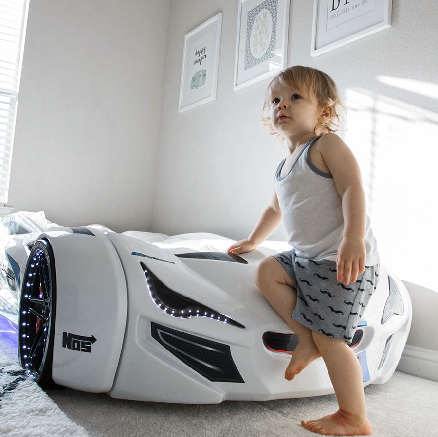 Making The Transition From Crib To Toddler Bed Life By Lee