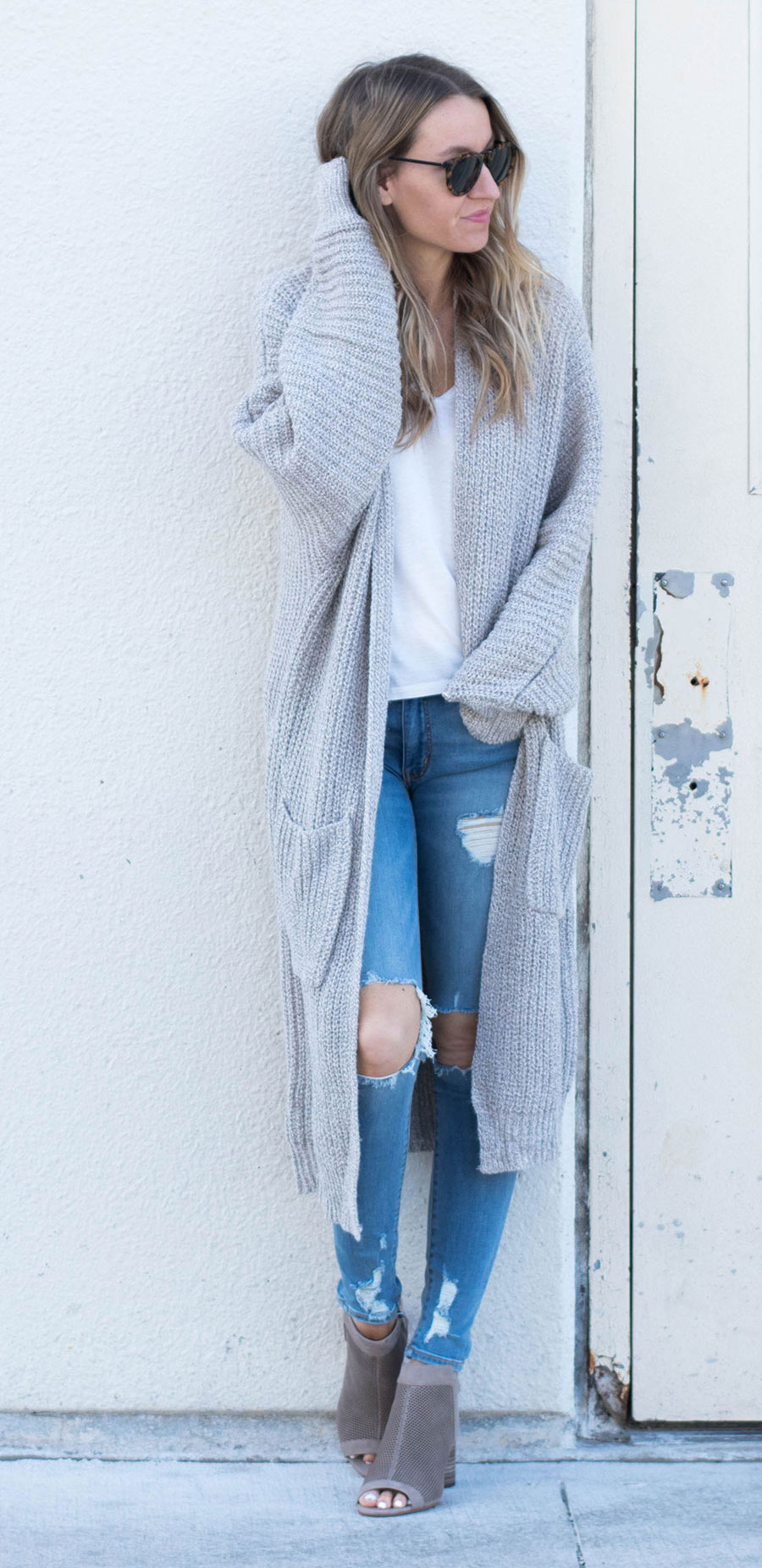 coziest cardigan ever