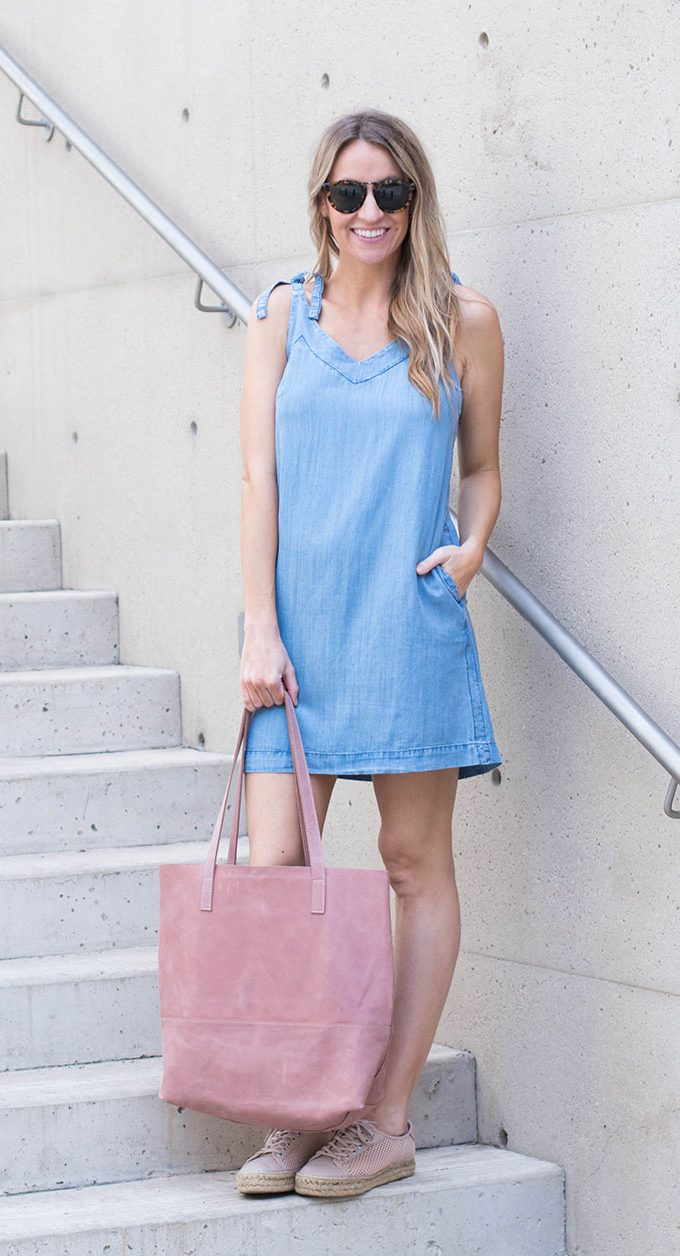 All Things Chambray For Summer
