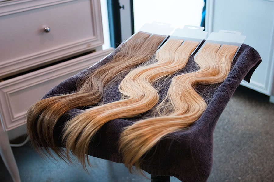 My Experience Getting Tape In Hair Extensions Life By Lee