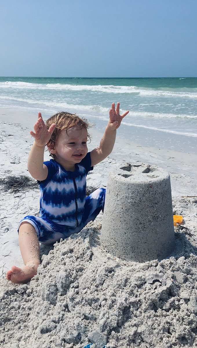 Family Vacation To St Pete Beach, Florida