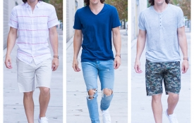 3 Casual Menswear Looks For Your Husband To Copy