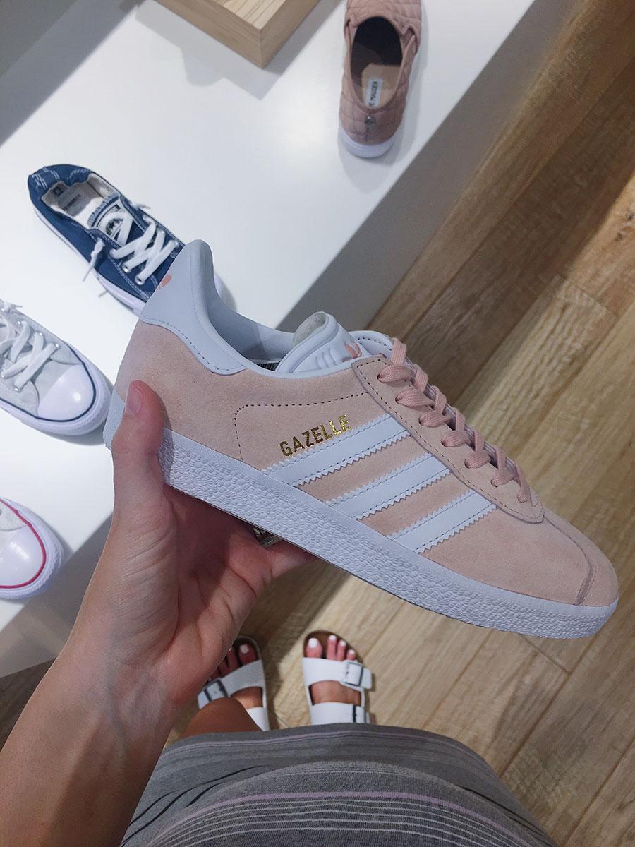 Nordstrom Adidas Pink Gazelle Sneakers