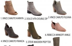 2017 Nordstrom Anniversary Sale Best Boots