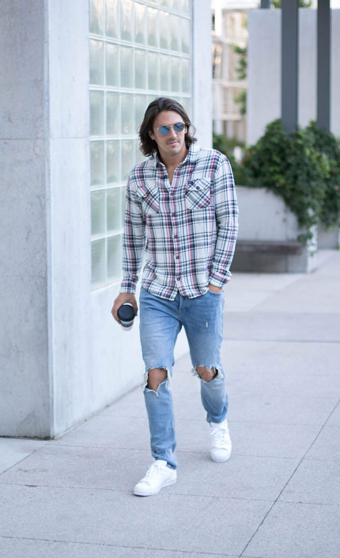 Four Casual Menswear Looks for Fall and Winter