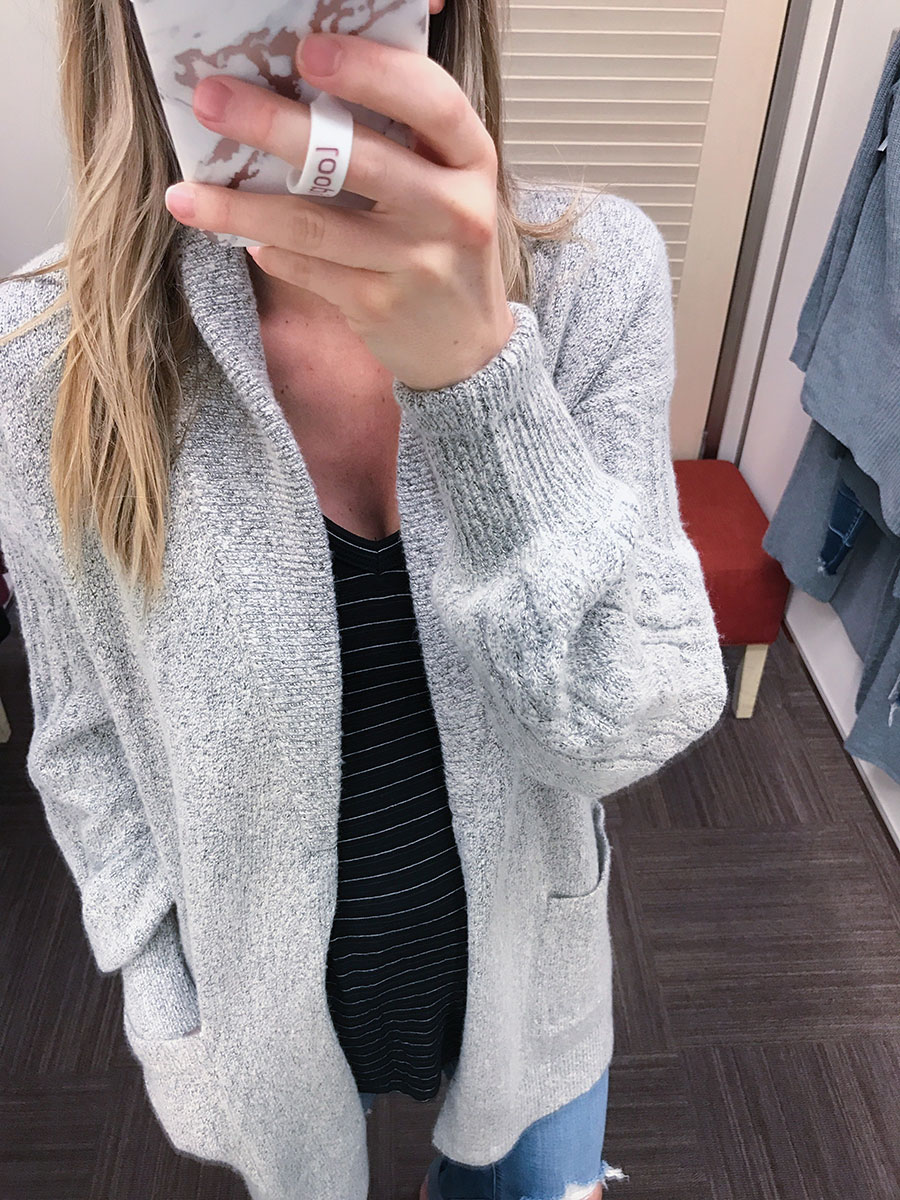 nordstrom dressing room try on haul