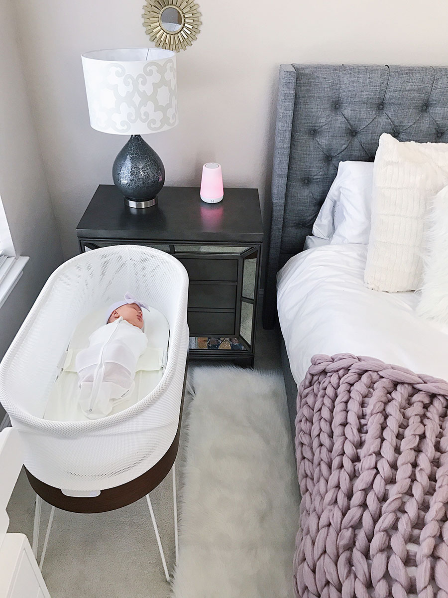 My Review Of The Snoo Smart Sleeper Bassinet Life By Lee