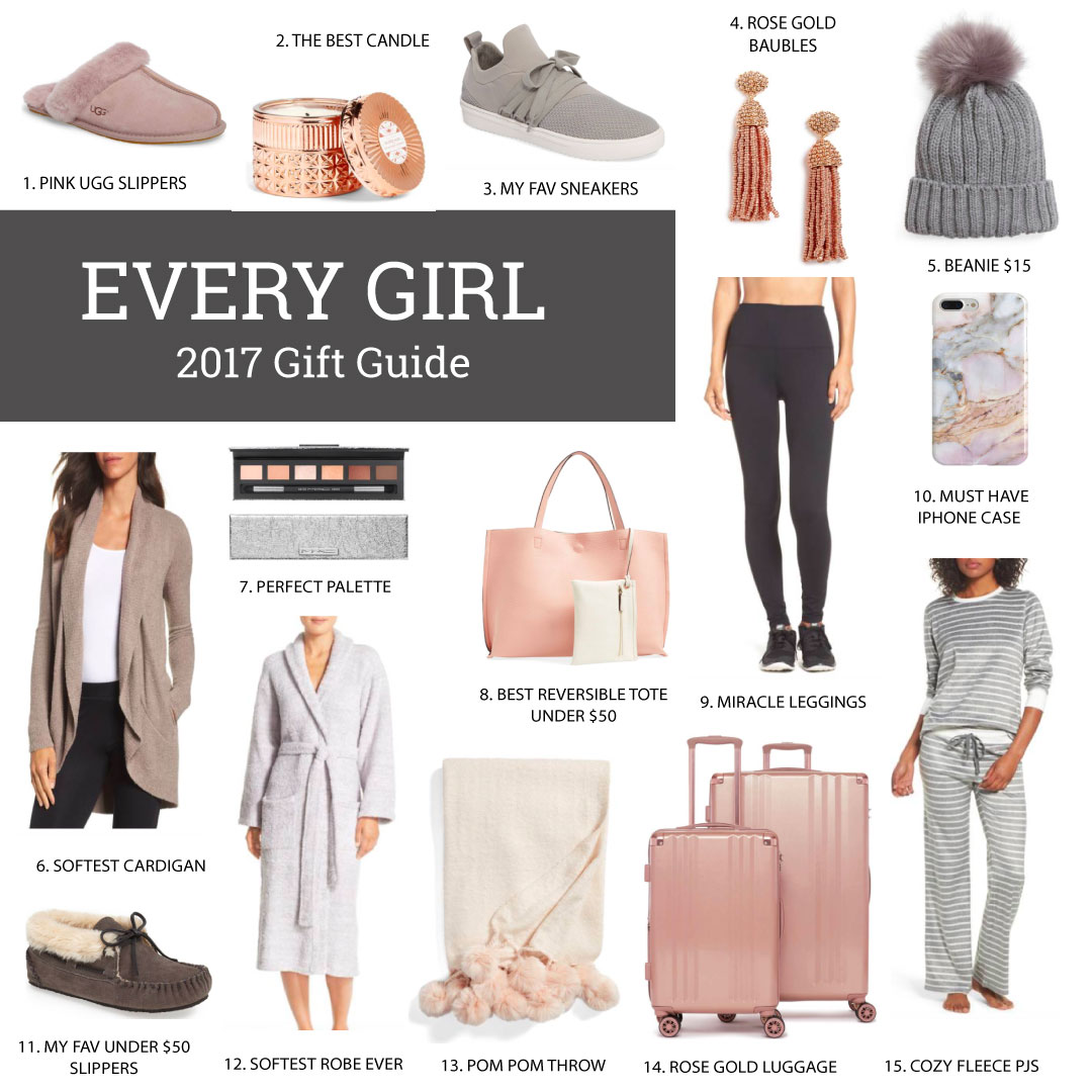 Holiday Gift Guide For Her by Austin lifestyle blogger Life By Lee