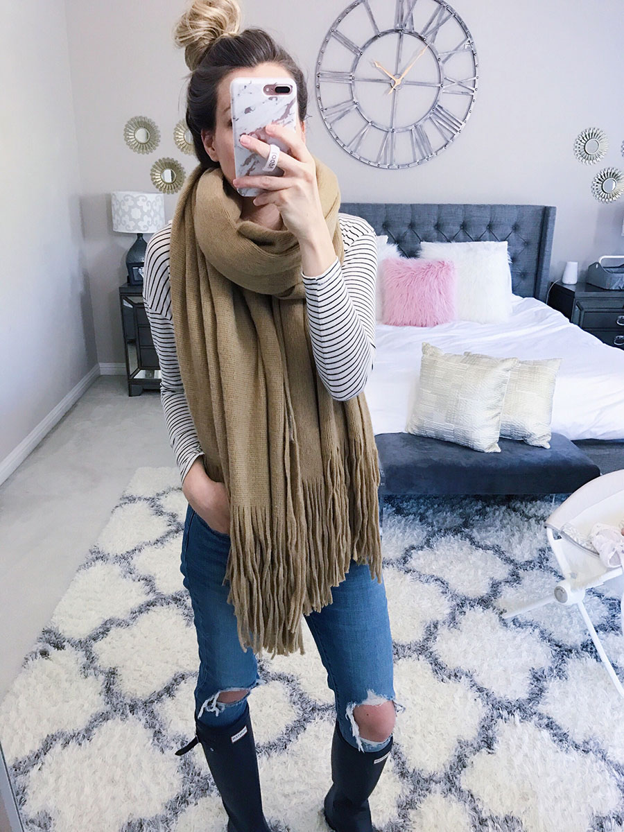 best scarves for Fall under $50