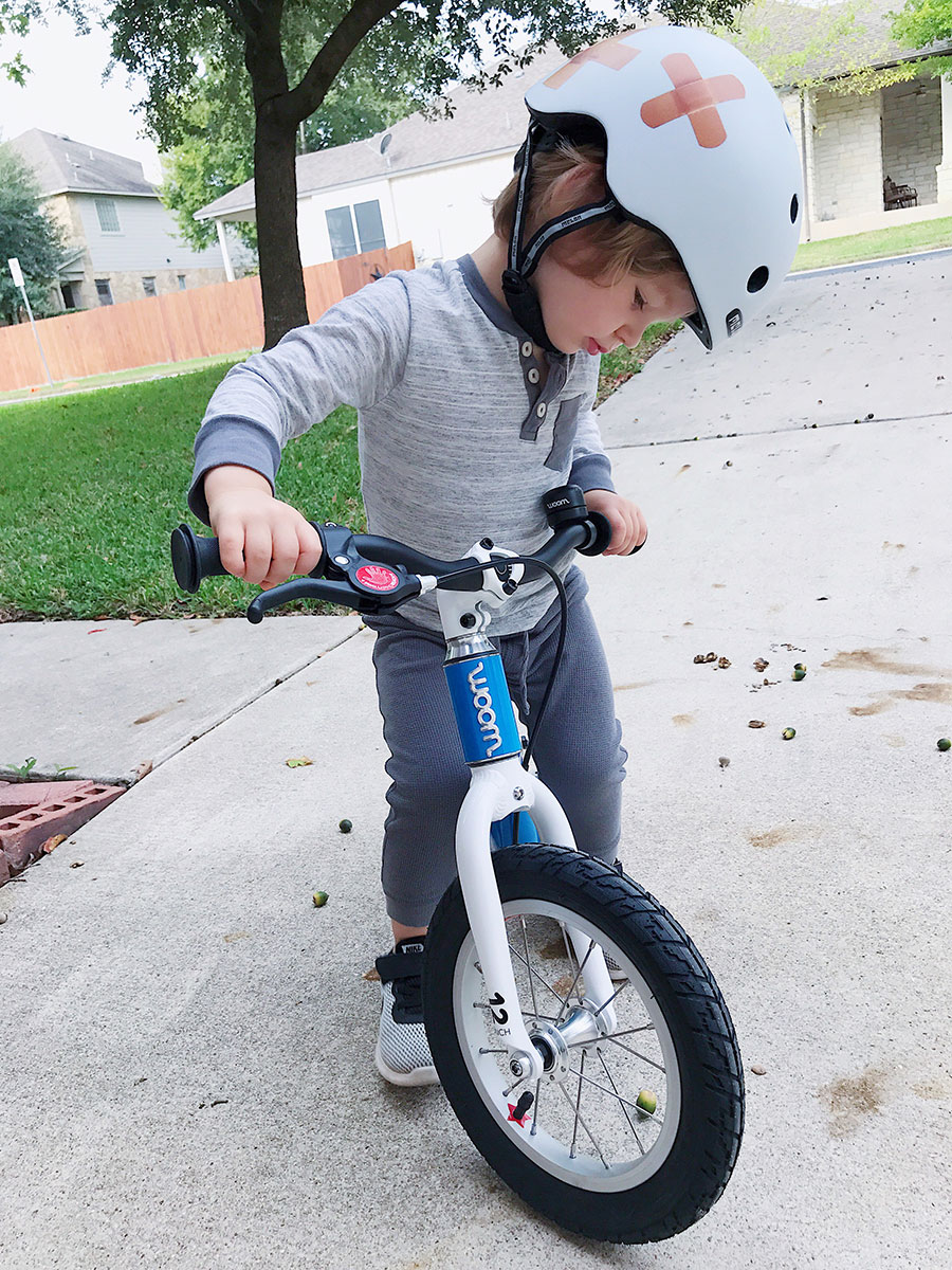 balance bike for toddler