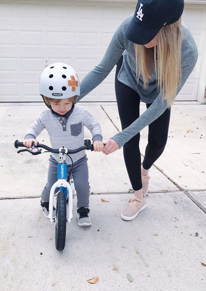 5 Reasons Why We Love The Balance Bike For Our Toddler