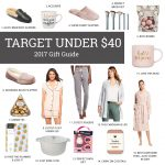 Holiday Gift Guide For Her: Target Under $40