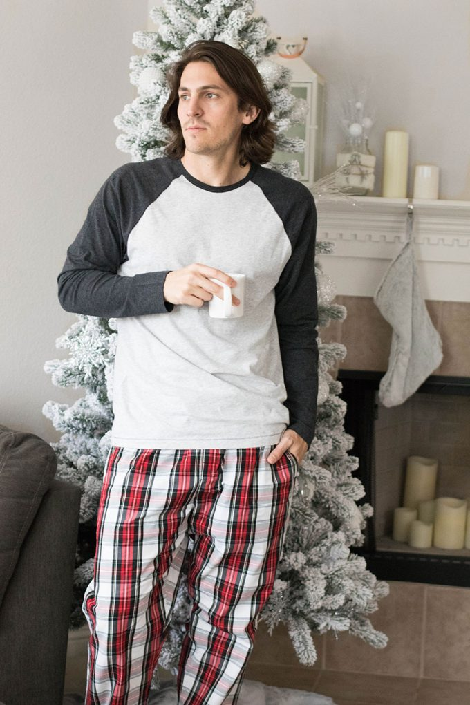 The Best Cozy Men's Loungewear For Christmas