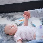 A Gentle Approach To Motherhood with Water Wipes