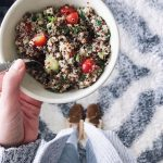 Healthy Recipe: Quinoa Tabbouleh with Feta Cheese