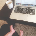 5 Tips For Working From Home With Baby