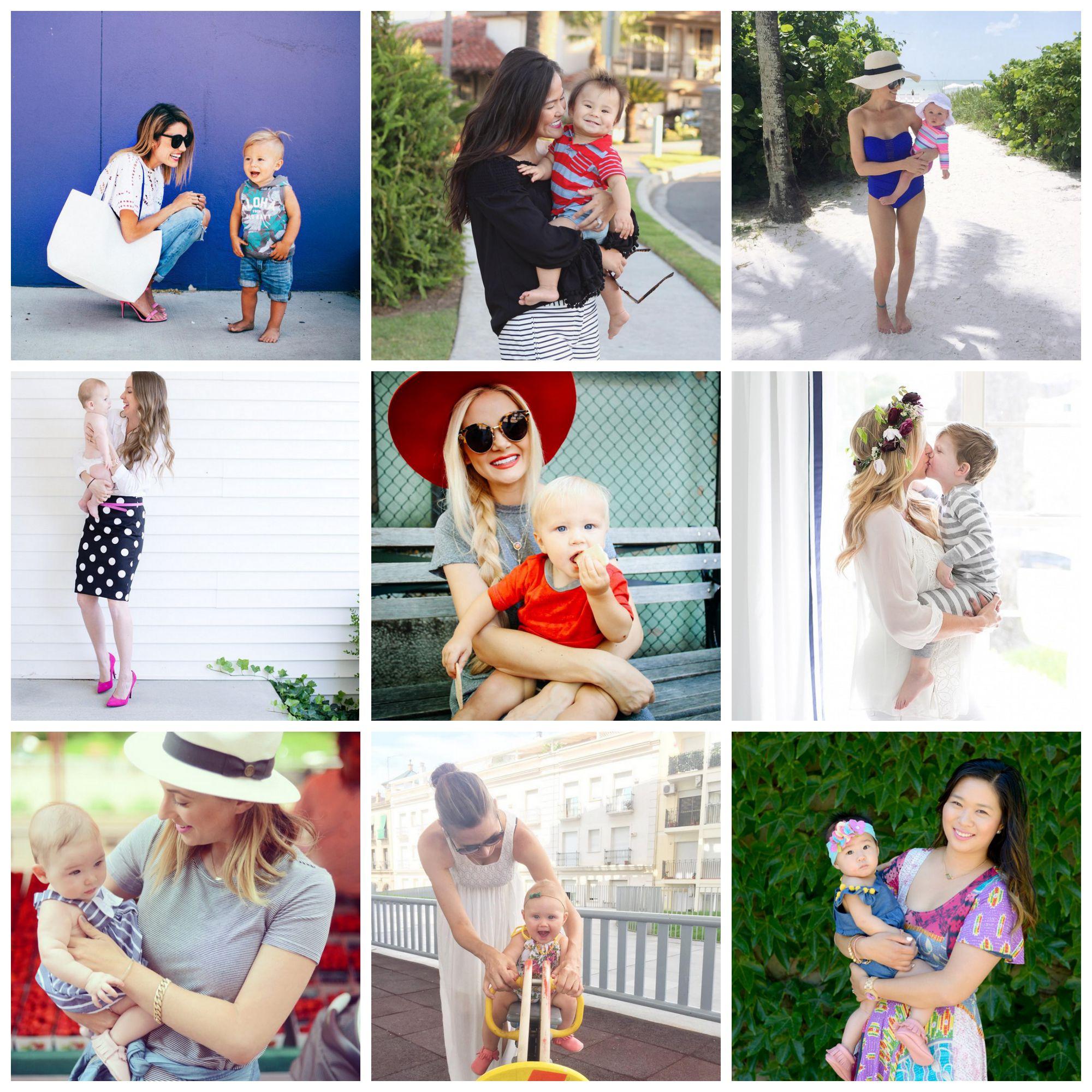 9 Inspiring Instagram Mom Bloggers To Follow