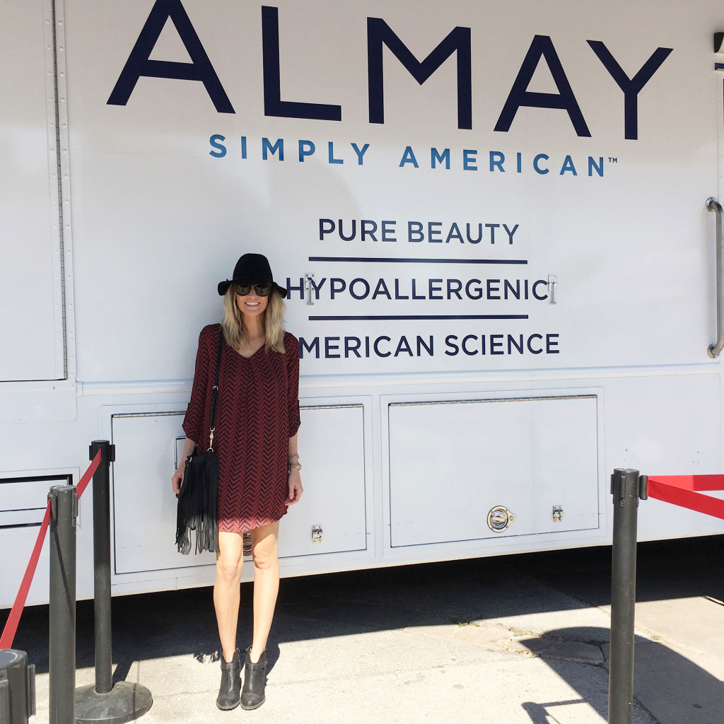 almay simply american