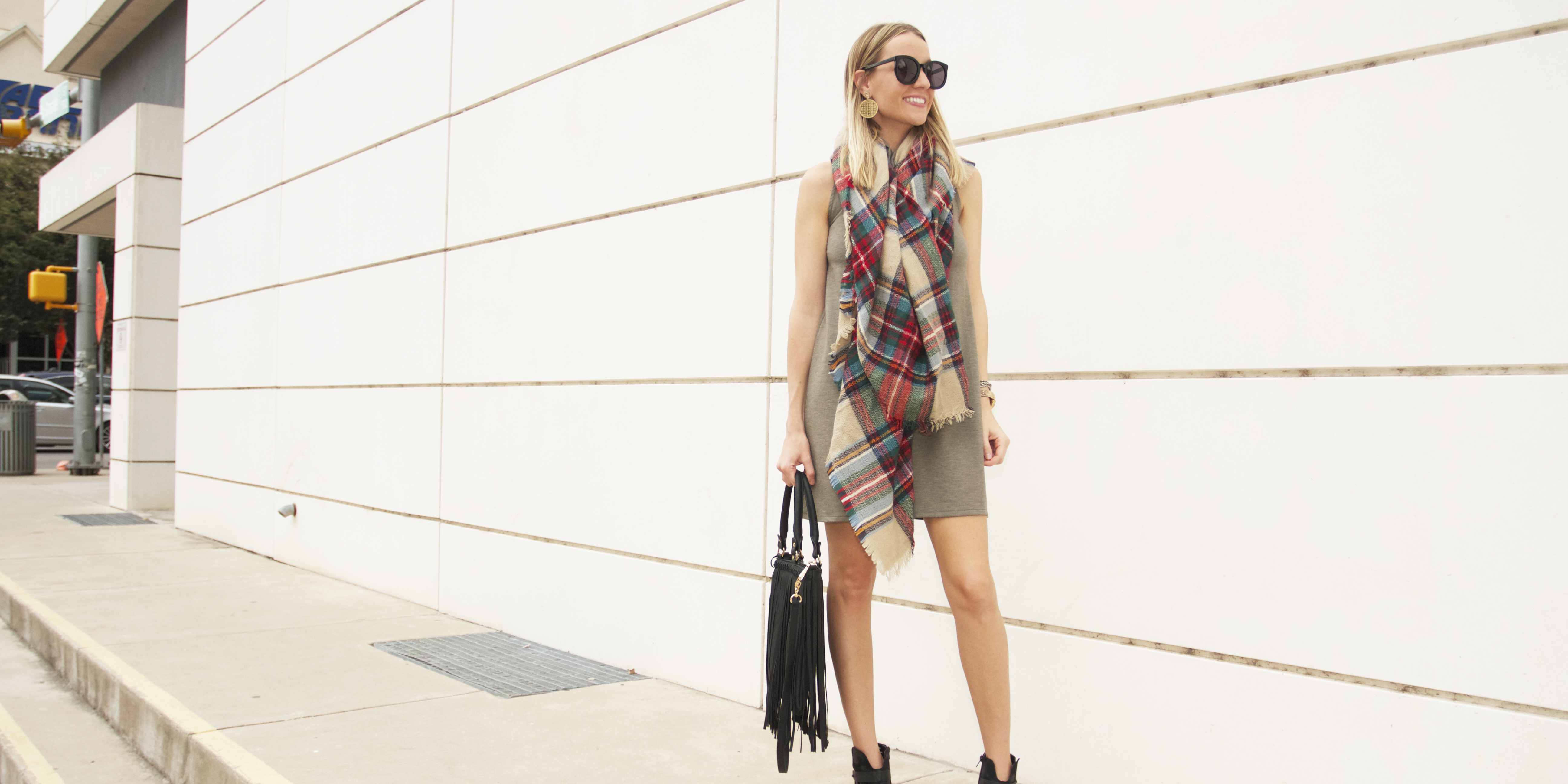 Turtleneck Dress & A Chloe Marci Giveaway