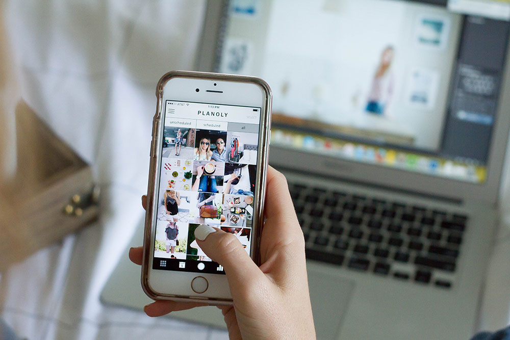 Creating A Cohesive Instagram Feed by social media influencer Life By Lee