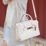 Cozy Cardigan and Coach