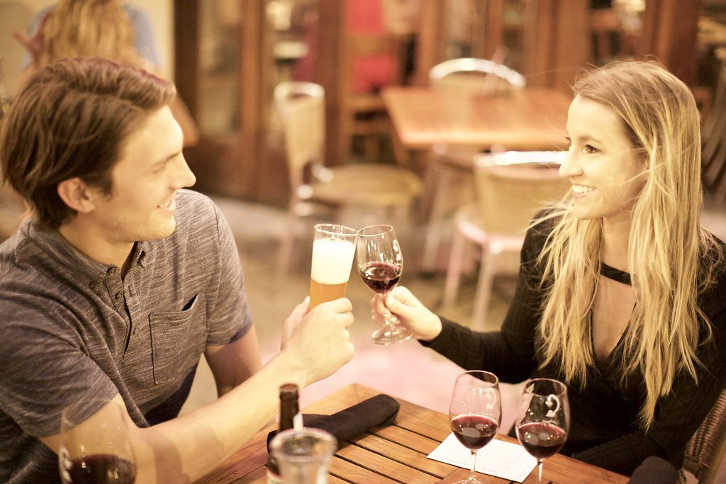 ideal date night