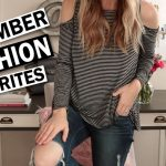 December Fashion Favorites
