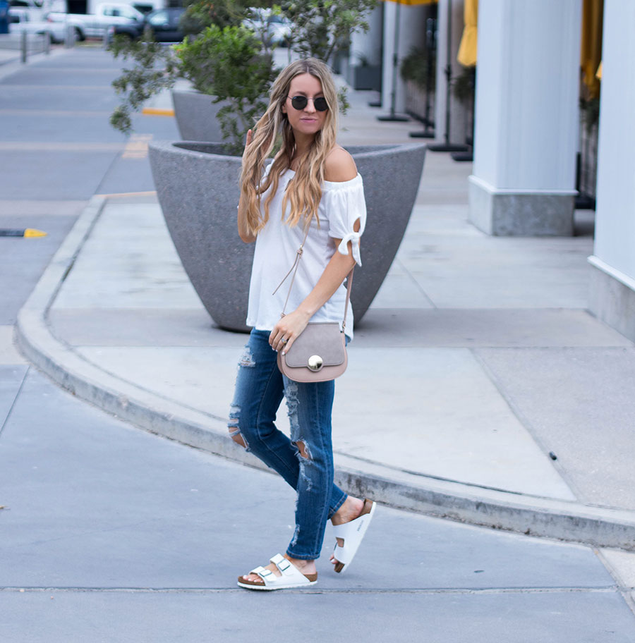 5 Things To Know Before Buying Birkenstock Sandals by Austin fashion blogger Life By Lee