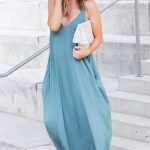 The Coziest Maxi Dress for Summer