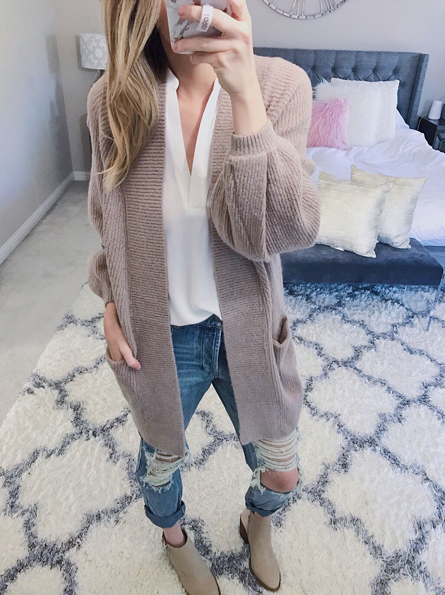 cozy outfit