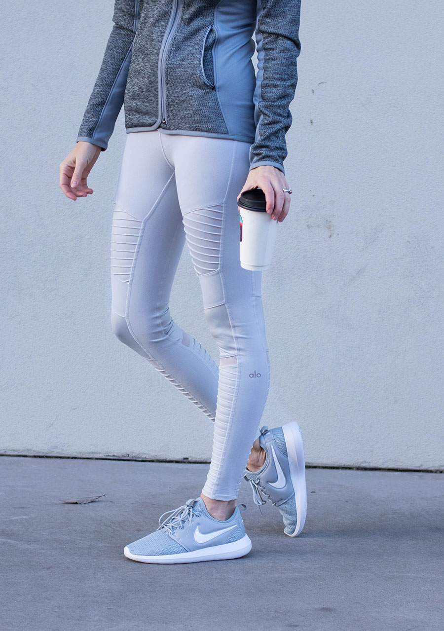 leggings that make it look like you work out