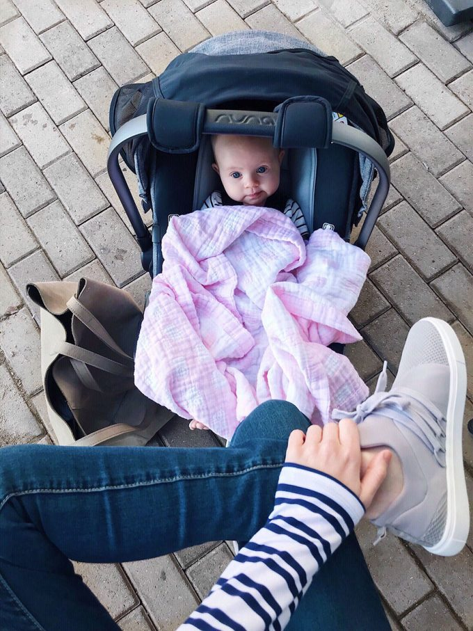 the struggle to find balance as a working mom