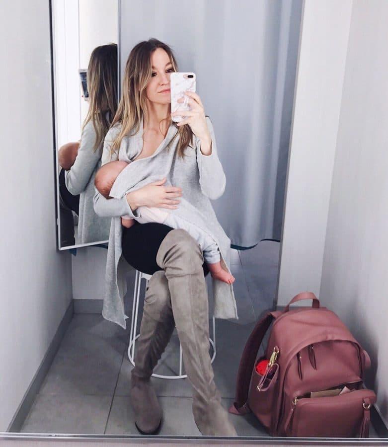 breastfeeding easier