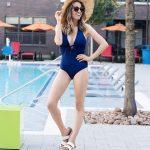 Postpartum Body Positivity with Lands' End Swimwear