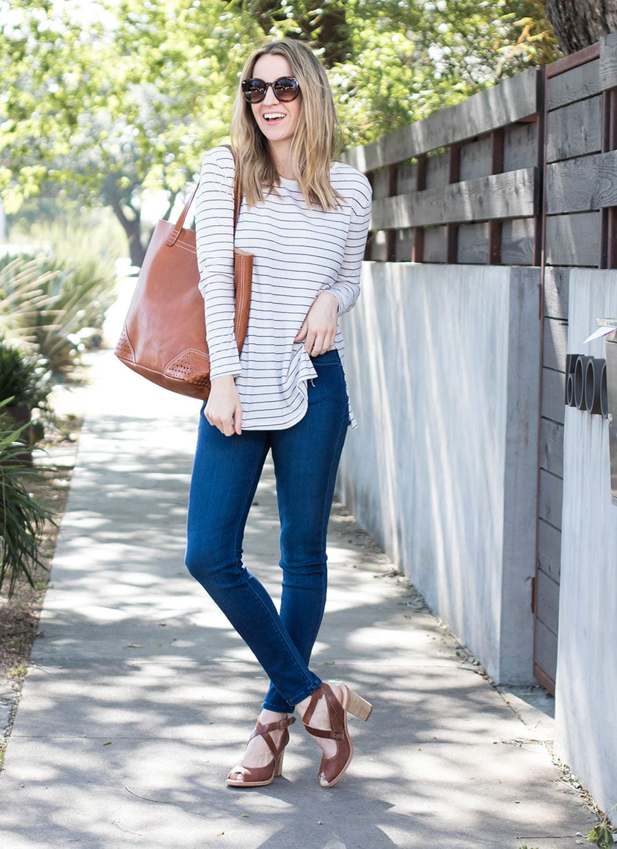 spring basics with Timberland