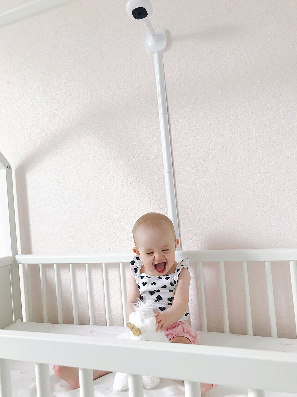 the nanit baby monitor