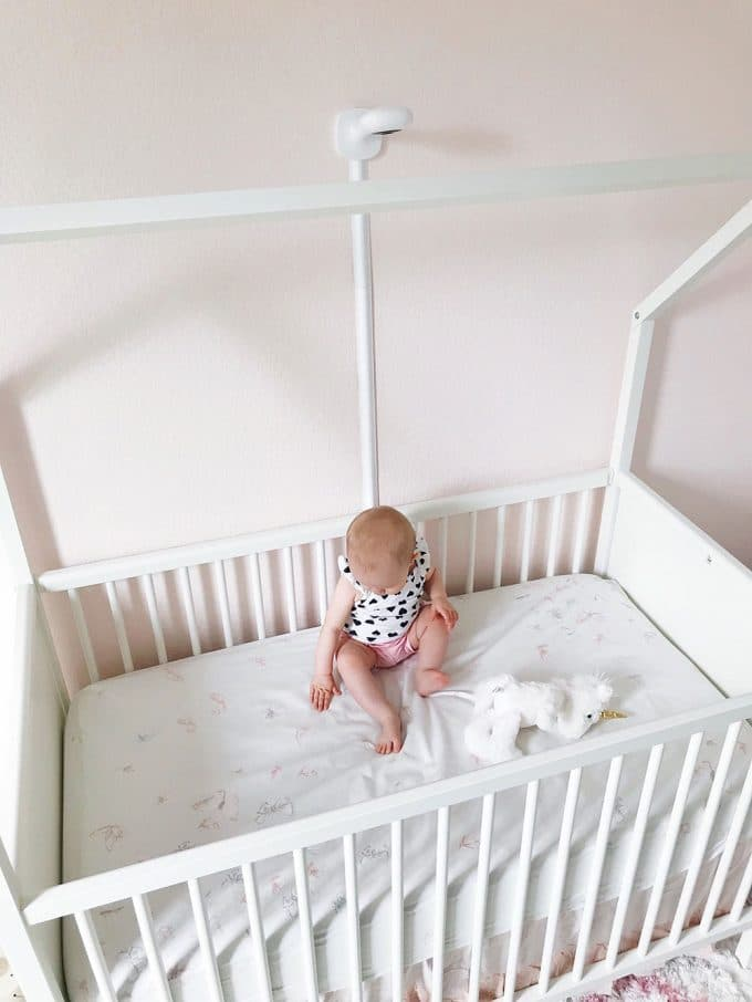 Our New Favorite Baby Monitor: The Nanit