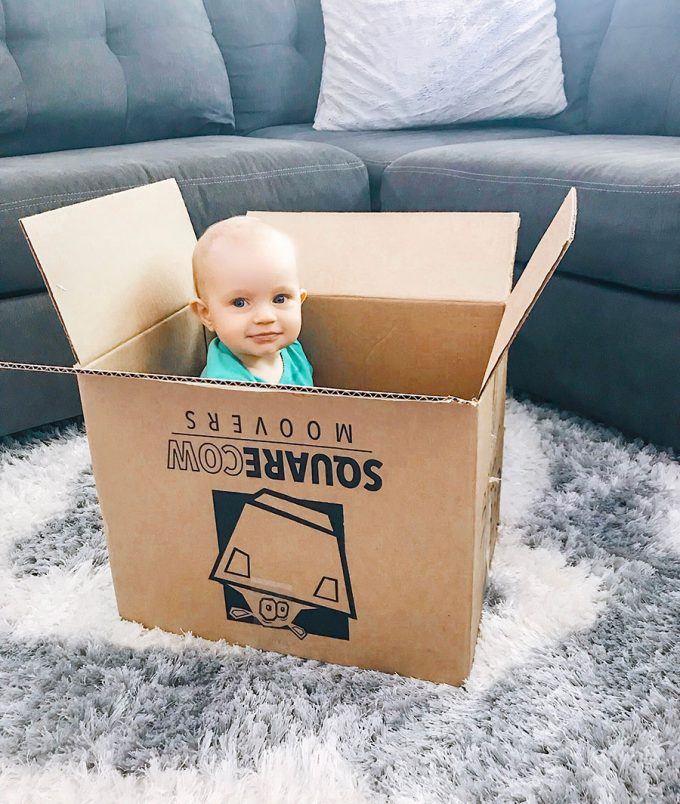 moving tips with kids