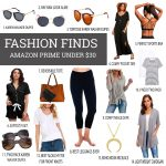 Amazon Prime Fashion Finds Under $30