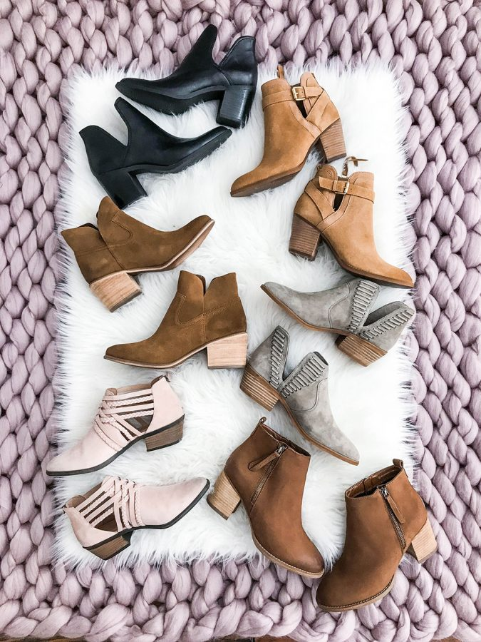 Nordstrom Anniversary Sale Booties & Boots